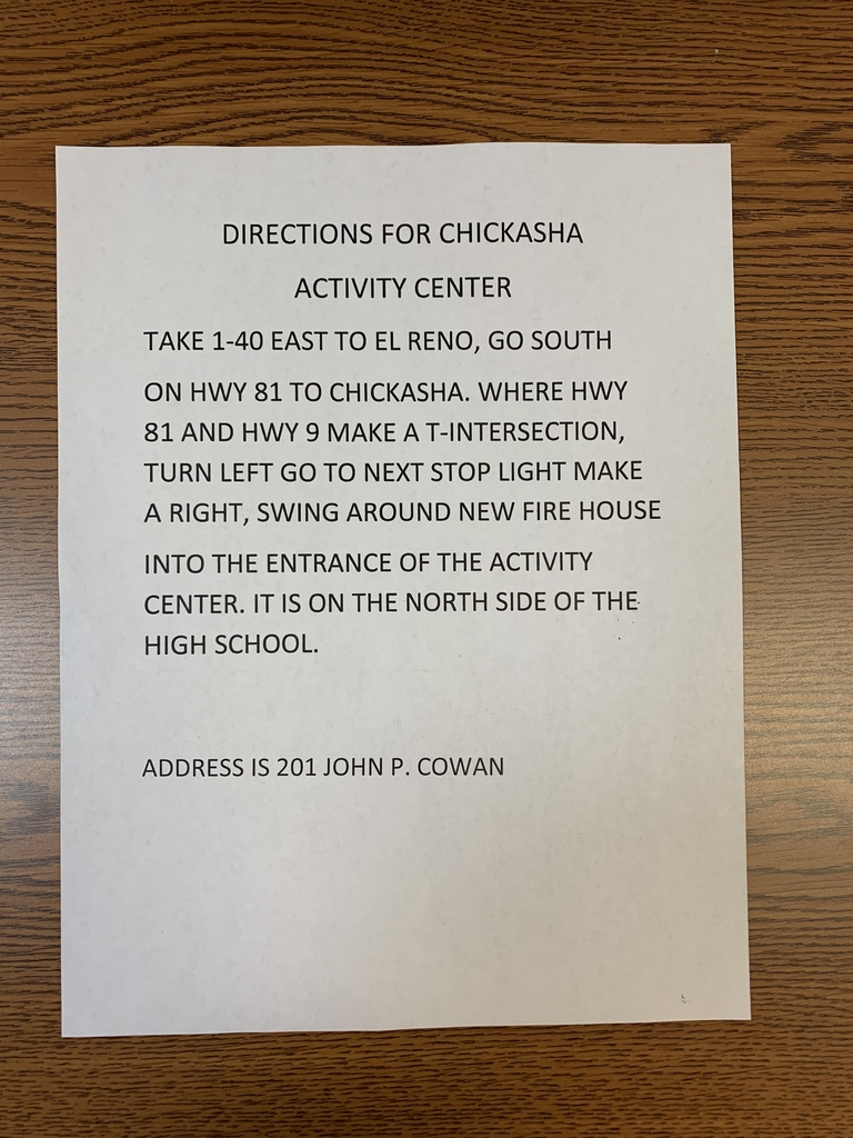 Directions for Area Basketball!